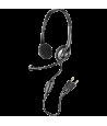 Auricular Plantronics Audio 326 Dúo
