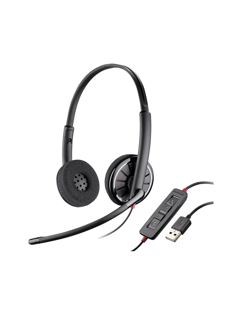 Plantronics Blackwire C320 Dúo