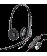 Auricular Plantronics Blackwire C320-M Dúo