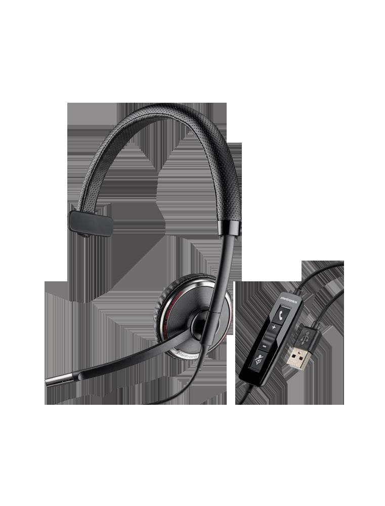 Auricular Plantronics Blackwire C510-M USB Mono