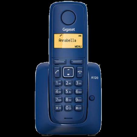 Teléfono Gigaset A120 Azul