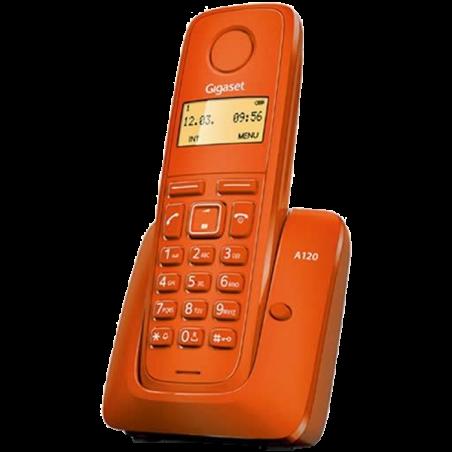 Teléfono Gigaset A120 Naranja