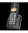 Teléfono Gigaset A220 Negro