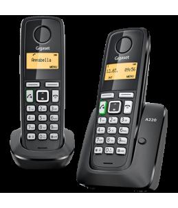 Teléfono Gigaset A220 Dúo...