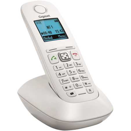 Teléfono Gigaset A540 Blanco