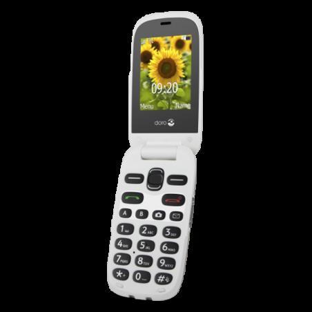 Teléfono Doro 6030 Gris/Blanco