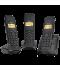 Teléfono Gigaset A120 Trío Negro