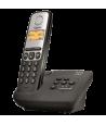 Teléfono Gigaset AL130 Negro