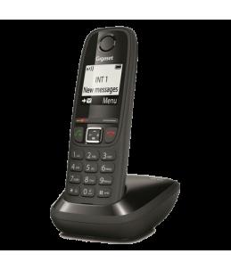 Teléfono Gigaset AS405 Negro