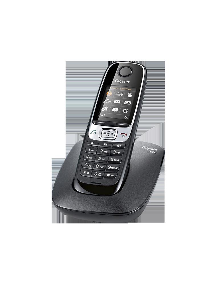 Teléfono Inalámbrico C620 Gigaset