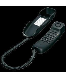 Teléfono Gigaset DA210 Negro