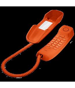 Teléfono Gigaset DA210 Naranja