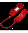 Teléfono Gigaset DA210 Rojo
