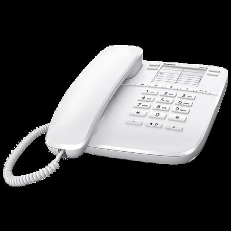 Teléfono Gigaset DA410 Blanco