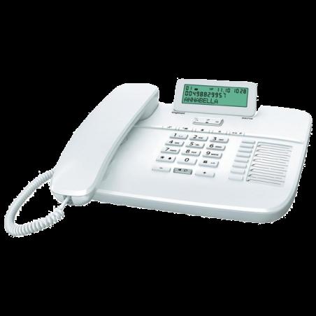 Teléfono Gigaset DA710 Blanco