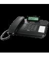 Teléfono Gigaset DA710 Negro