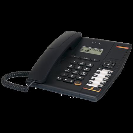 Teléfono Alcatel Temporis 580 Negro