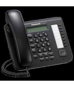 Teléfono Panasonic KX-DT521 Negro