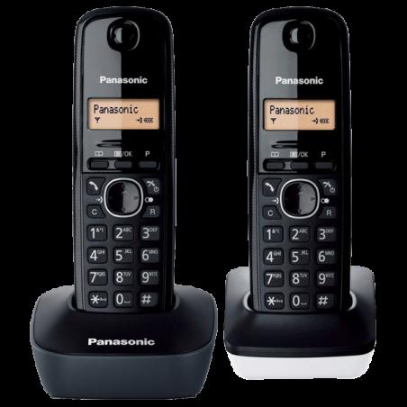 Teléfono Panasonic KX-TG1612SP1
