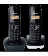 Teléfono Panasonic KX-TG1612SP1 Dúo