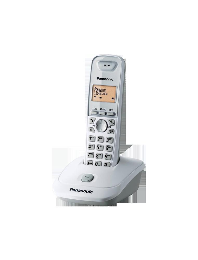 Teléfono Panasonic KX-TG2511SPW