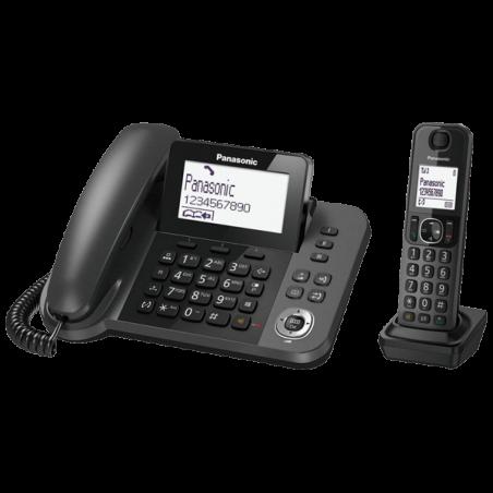 Teléfono Panasonic KX-TGF310EXM