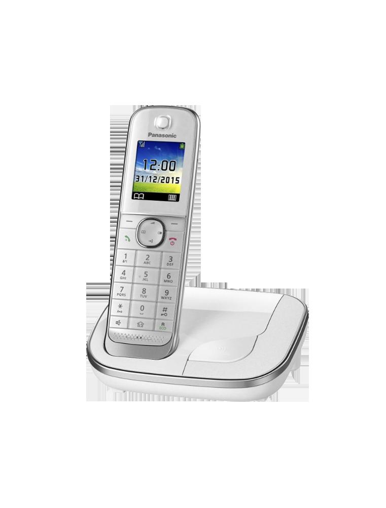 Teléfono Panasonic KX-TGJ310SPW