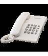 Teléfono Panasonic KX-TS500 Blanco