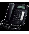 Teléfono Panasonic KX-TS880EXB Negro