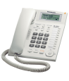 Teléfono Panasonic KX-TS880EXW Blanco