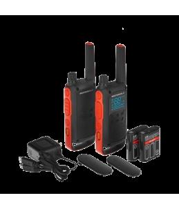 Pack Walkie Motorola TLKR T82