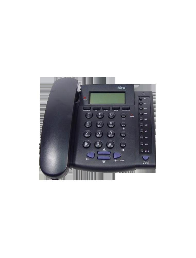 Teléfono Kero 37 Negro
