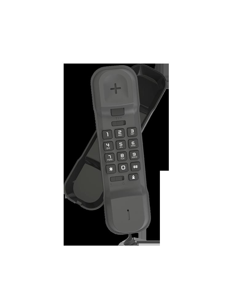 Teléfono Alcatel Temporis 06 Negro