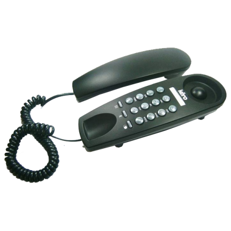 Teléfono Kero 41 Negro
