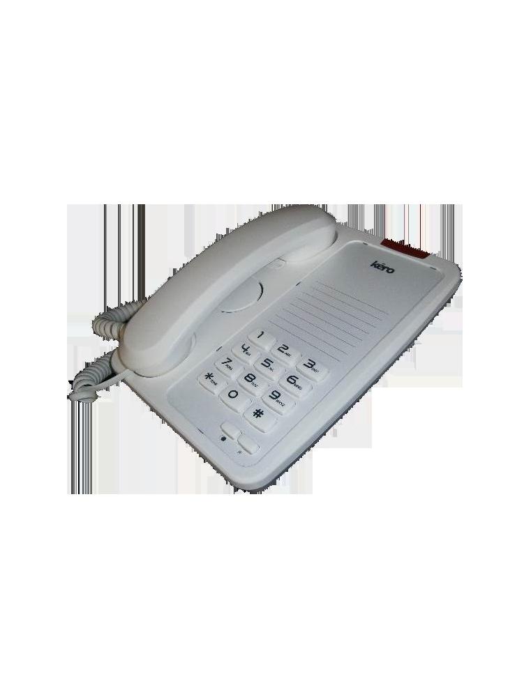 Teléfono Kero 43 Blanco