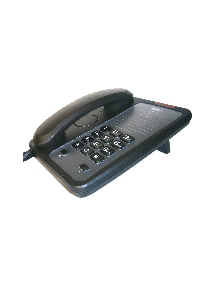 Teléfono Kero 43 Negro