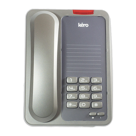 Teléfono Kero 43 Plata