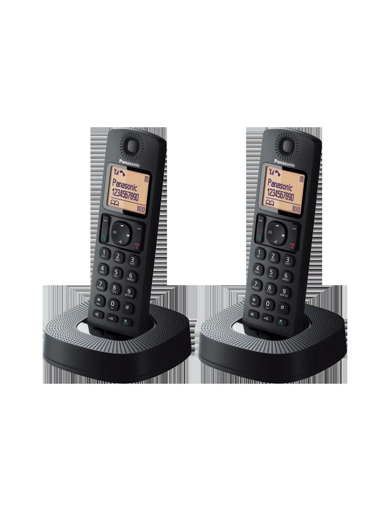 Teléfono Panasonic KX-TGC312 Dúo