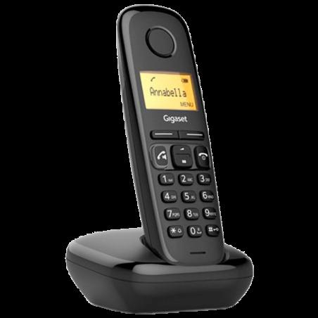Teléfono Gigaset A270 Negro