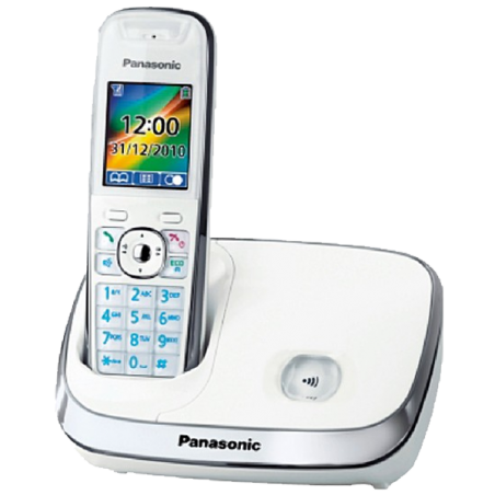 Teléfono Panasonic KX-TG8511SPW