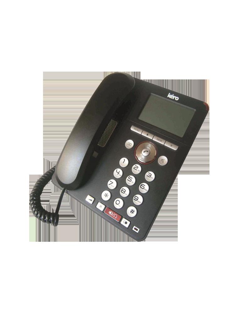 Teléfono Kero 47 HS Negro