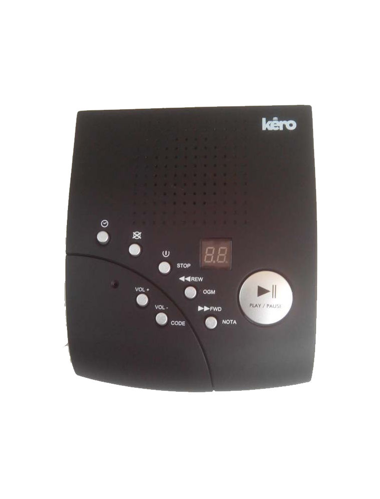 Contestador Digital Kero DAM820