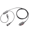 Cable Plantronics Training Y con Mute