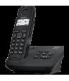 Teléfono Gigaset AL117 Negro