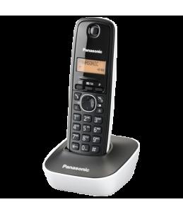 Teléfono Panasonic KX-TG1611SPW