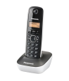 Teléfono Panasonic KX-TG1611SPW Blanco