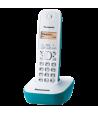 Teléfono Panasonic KX-TG1611SPC Azul