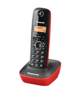Teléfono Panasonic KX-TG1611SPR