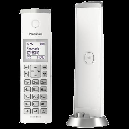 Teléfono Panasonic KX-TGK210SPW Blanco