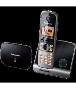 Teléfono Panasonic KX-TG6751SPB + Repetidor Panasonic